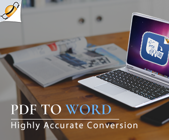 Step by Step to Convert PDF Files into Word Formats