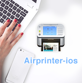 How to Setup AirPrinter to Print Wirelessly from iOS Device